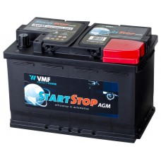 VMF AGM Start Stop 12V 70Ah 760 EN