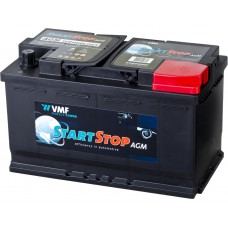 VMF AGM Start Stop 12V 80Ah 800 EN