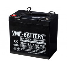 AGM Deep Cycle 12V 60Ah(20h)
