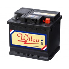 Wilco Semi Traction 12V 50Ah 400 EN